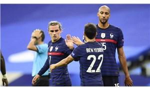 UEFA Uluslar Ligi'nin ikinci haftası 9 maçla sona erdi