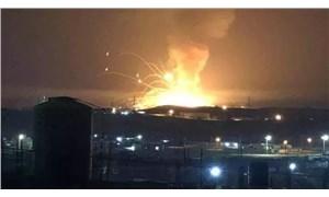 Ürdün'de patlama