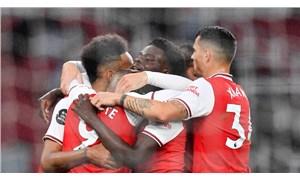 Premier Lig'in açılış maçında kazanan taraf Arsenal