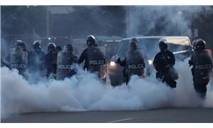 ABD'de polisin şiddet uyguladığı siyah yurttaş iki kez bilincini kaybetti