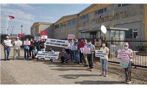 Grup Tekstil işçileri gasp edilen hakları için direniyor