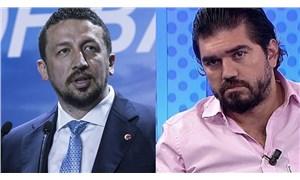 Hidayet Türkoğlu'ndan Rasim Ozan Kütahyalı'ya sert sözler: Şeref yoksunu