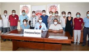Adana Tabip Odası: Yönetemiyorsunuz, tükeniyoruz