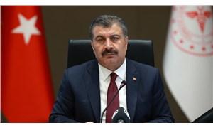 Koca açıkladı: Türkiye'de koronavirüsten son 24 saatte 63 kişi hayatını kaybetti