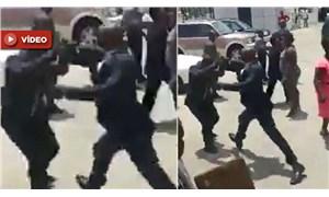 Gine Devlet Başkanı'nın bir bakanı dövdüğüne dair iddia gerçek dışı çıktı