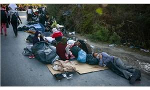 Moria'da kalan Afgan sığınmacı Fahim Bayat: Bizler insanız