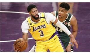 NBA'de yılın en iyi 5'leri belirlendi