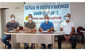 Eğitim Sen İzmir Şubeleri:MEB, tüm uyarılarımıza rağmen gerekli hazırlıkları yapmamıştır