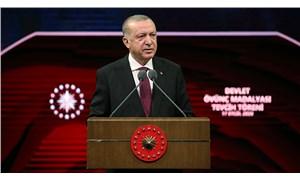 Erdoğan: Diplomasi masasının öne çıkarılması, kararlı duruşumuzun sonucu