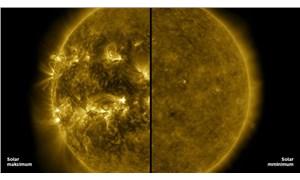 Gökbilimciler açıkladı: Güneş, 11 yıl sürecek 25. döngüsüne girdi