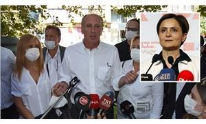 İnce'den Kaftancıoğlu'na: Atatürk'e 'Mustafa Kemal' demek kimin haddine