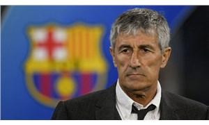 Quique Setien: Barcelona'ya dava açacağım