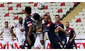 Antalyaspor'a yapılan üçüncü testler negatif çıktı