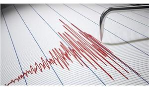 Girit Adası'nda 5.7 büyüklüğünde deprem