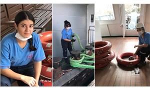 İBB Şehir Hatları'nda bir ilk: Kadın gemiciler işbaşında