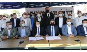 Toplu sözleşme imzalandı: 745 KHK'li işçi, Konak Belediyesi'ne geçti