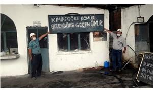 13 aydır maaş alamayan Ermenekli madenciler taleplerini açıkladı
