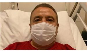 Covid-19 tedavisi gören Muhittin Böcek'in klinik seyrinde düzelme izlendi