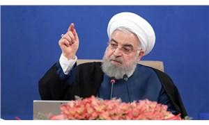 Ruhani: ABD bugün kesin olarak yenilgiye uğramıştır
