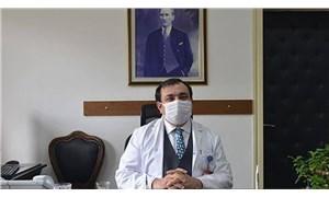 Bilim Kurulu üyesi Ahmet Demircan Covid-19'a yakalandı
