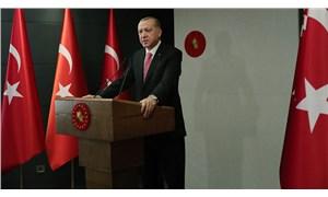 Erdoğan, kabine toplantısının ardından açıklamalarda bulunuyor