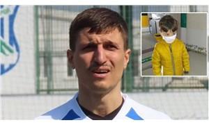 Bursa'da oğlunu öldüren futbolcunun davasında adli tıptan 'boğulma' raporu