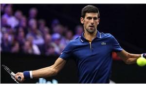 Roma Açık'ta şampiyon Djokovic