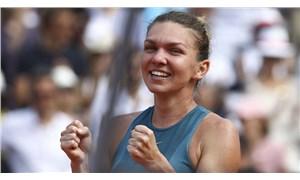 Roma Açık Tenis Turnuvası'nda şampiyon Simona Halep oldu