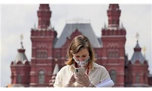 Rusya'da Covid-19 vaka sayısı 1 milyon 110 bine yaklaştı