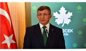 """Ahmet Davutoğlu'ndan """"AKP'yi bölmek için mi parti kurdunuz?"""" sorusuna yanıt"""