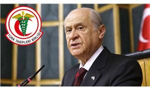 Bahçeli'nin hedef gösterdiği TTB'nin kongre yeri değişti
