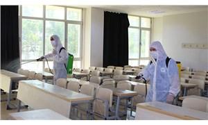 Eğitim Sen koronavirüs tespit edilen 76 okulu daha açıkladı