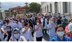 Sağlık çalışanlarından şiddete karşı protesto: En acil sorunumuz sağlıkta yaşanan şiddet
