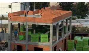 AKP'li belediye, İBB'nin arazisine çökmüş: Haliç 'kaçak inşaat' kokuyor!