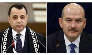 AYM Başkanı Arslan'dan Bakan Soylu'ya yanıt geldi