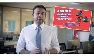 Beşiktaş Belediyesi'nden uzaktan eğitimde fırsat eşitsizliğine karşı kampanya: Askıda cihaz