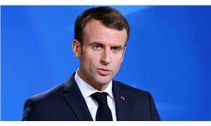 Macron: Türkiye'den beklentimiz Libya ve Suriye'deki hareketlerine netlik getirmesi