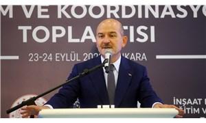 Soylu: AYM Başkanı'nın aldığı komiser yardımcılarından yüzde 41'ini FETÖ'den ihraç ettim