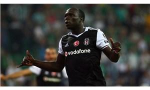 Beşiktaş'ın anlaşmaya vardığı Aboubakar, İstanbul'a geldi