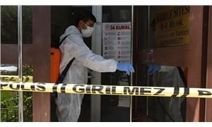 Eskişehir'de 129 dairede yaşayan 500 kişi karantinaya alındı