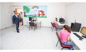 İzmir Büyükşehir Belediyesi'nin tesisleri eğitim merkezine dönüşüyor