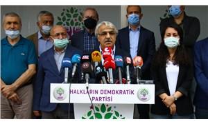HDP: Bu apaçık bir intikam operasyonudur