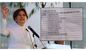 İYİ Parti'deki 'liste krizinde' itiraf: Ben yaptım