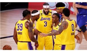 Lakers, NBA finali için avantaj yakaladı