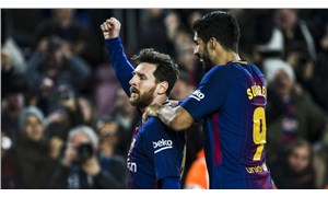 Messi'den Barcelona yönetimine 'Luis Suarez' tepkisi