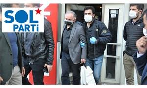 SOL Parti'den HDP operasyonuna tepki