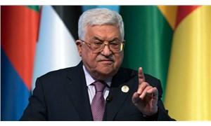 Mahmut Abbas'tan 'gerçek bir barış süreci' için uluslararası konferans çağrısı