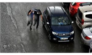 Meteoroloji'den İstanbul dahil 12 il için sağanak yağış uyarısı