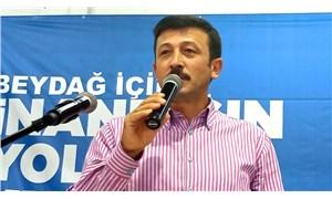 AKP'li Hamza Dağ'dan seçim anketlerine tepki