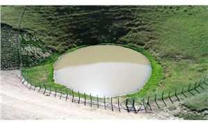 Dipsiz Göl'ün son hali